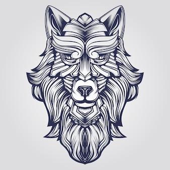 Lobo harry