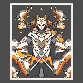 Lobo sentinela