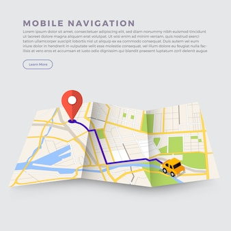Local navigator concept
