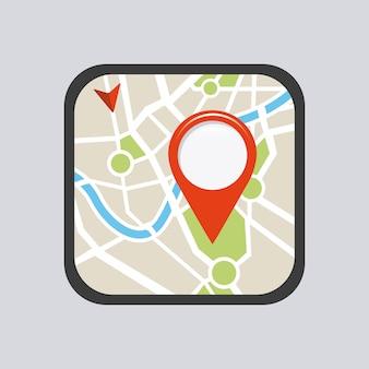 Localização do gps