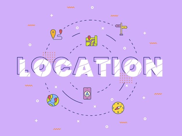 Localização, tipografia, caligrafia, letras, word art