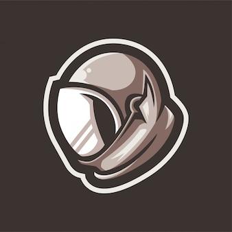 Logo astronot