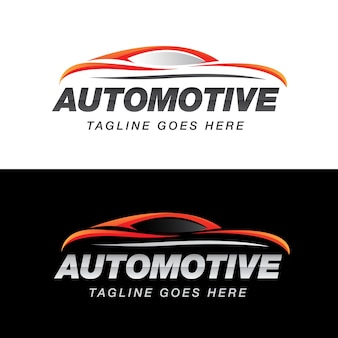 Logo carro automotivo