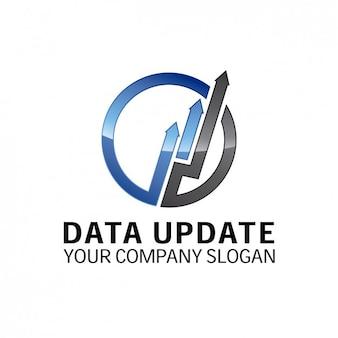 Logo de actualização de dados