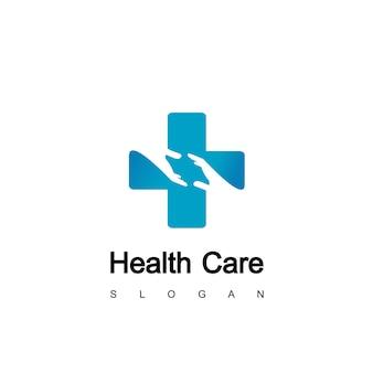 Logo de cuidados de saúde