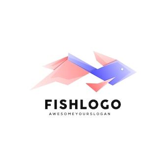 Logo de peixe