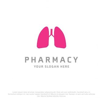 Logo farmácia pulmões