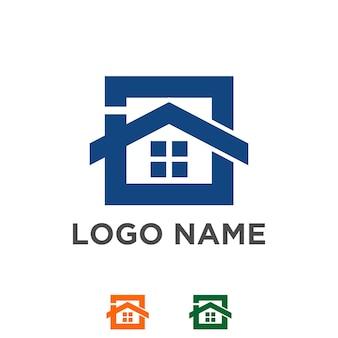 Logo imobiliário