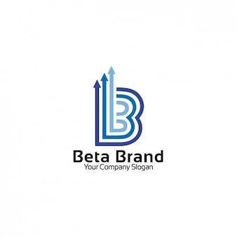 Logo marca beta
