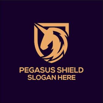 Logo pegasus