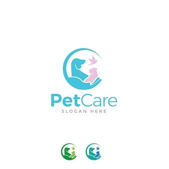 Logo pet care