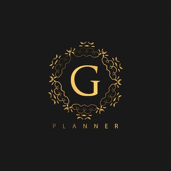Logo premium luxury