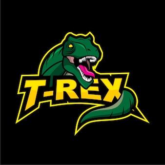 Logo t-rex