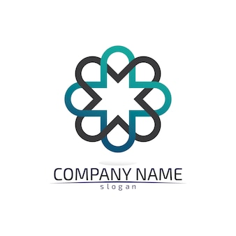 Logo template business
