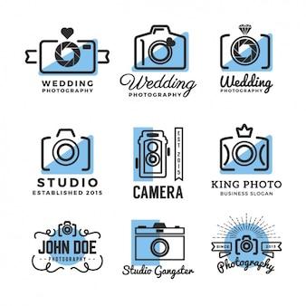 Logo templates câmeras
