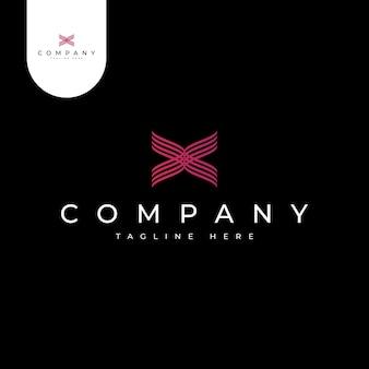 Logo x para empresa