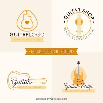 Logos de guitarra