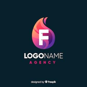 Logotipo abstrato