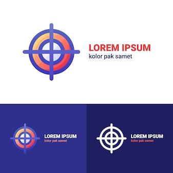 Logotipo alvo