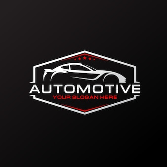 Logotipo automotivo