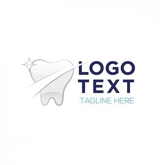 Logotipo clínica dentária