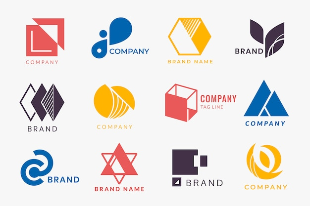 Logotipo corporativo desenhos