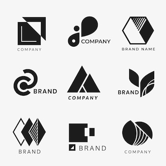 Logotipo corporativo desenhos