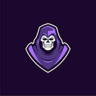 Logotipo crânio