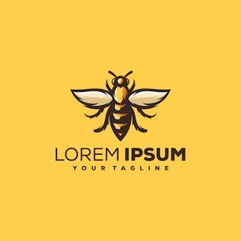 Logotipo da abelha