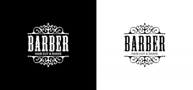 Logotipo da barber