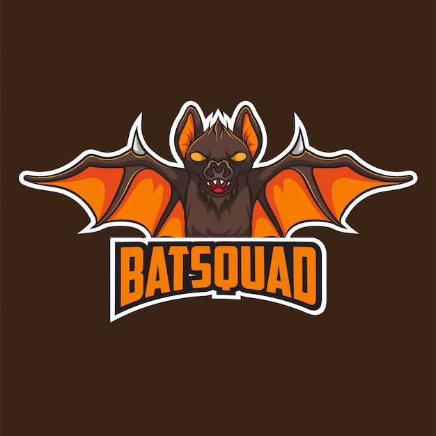 Logotipo da batsquad esport