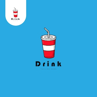 Logotipo da bebida