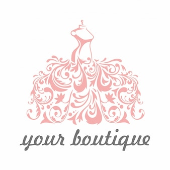 Logotipo da boutique