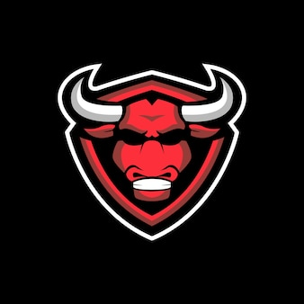 Logotipo da bull esports