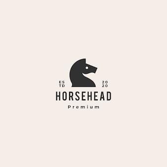 Logotipo da cabeça de cavalo