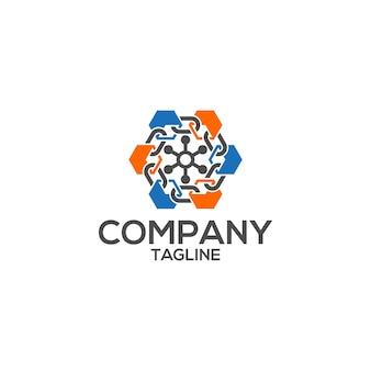Logotipo da cadeia de bloqueios