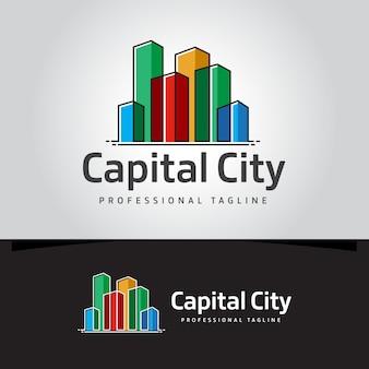 Logotipo da capital