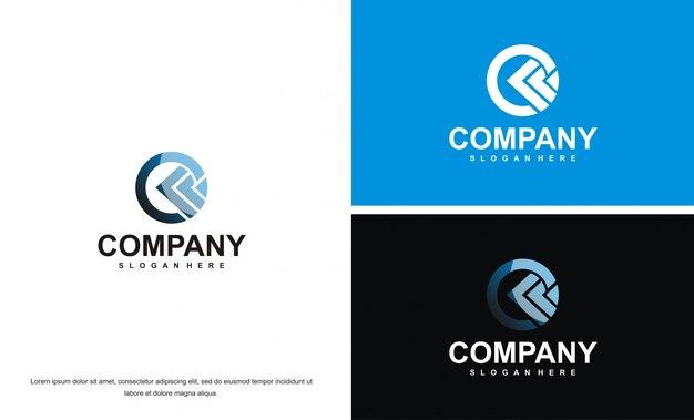 Logotipo da carta c