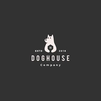 Logotipo da casa de cachorro