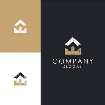Logotipo da casa