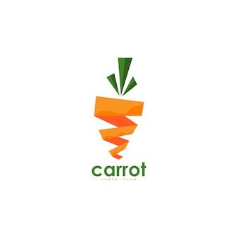 Logotipo da cenoura