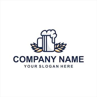 Logotipo da cerveja