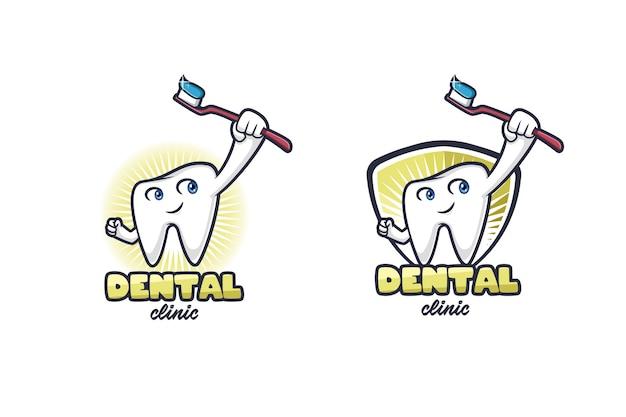 Logotipo da clínica odontológica