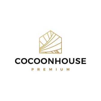 Logotipo da cocoon house