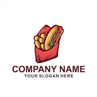 Logotipo da comida