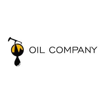 Logotipo da companhia de petróleo