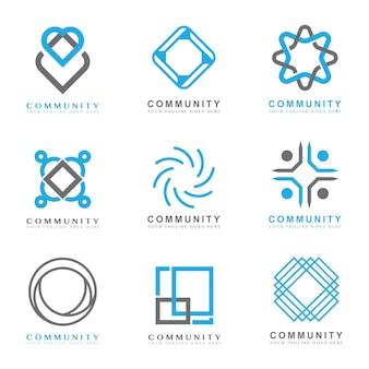 Logotipo da comunidade