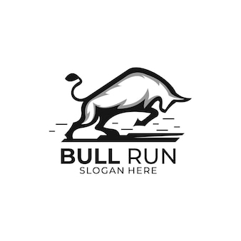Logotipo da corrida de touros