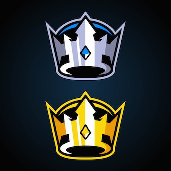 Logotipo da crown esports