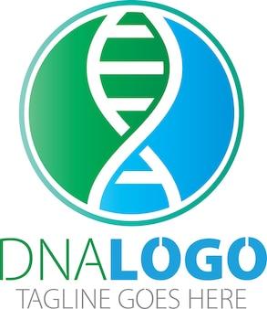 Logotipo da dna